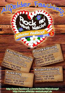 Plakat RockMi