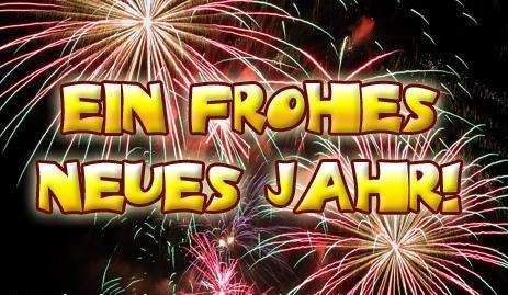 Frohes neues Jahr! | Allfelder Weißköpf Verein